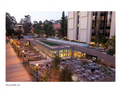 UCLA South Campus Student Center