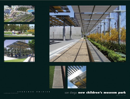 New Children's Museum Park