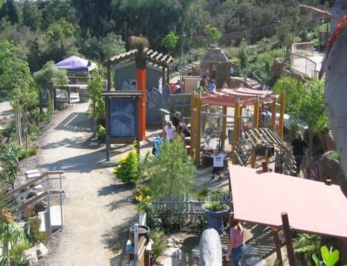 Hamilton Children's Garden at San Diego Botanic Garden