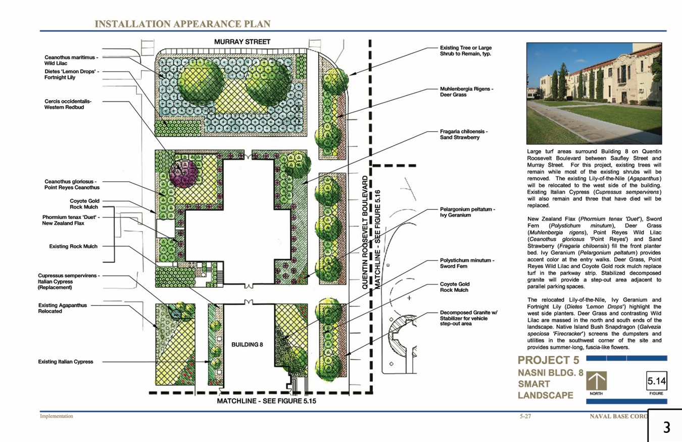 Installation Appearance Plans And Smart Landscape Master