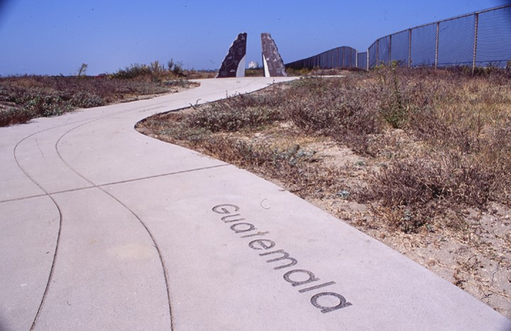 Silver Strand Least Turn Monument San Diego Chapter