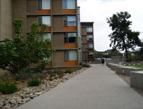 UC San Diego Revelle Campus – Fleet Housing Landscape Improvements
