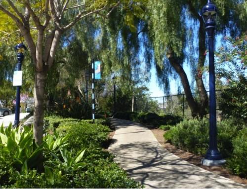 Tweet Street Linear Park