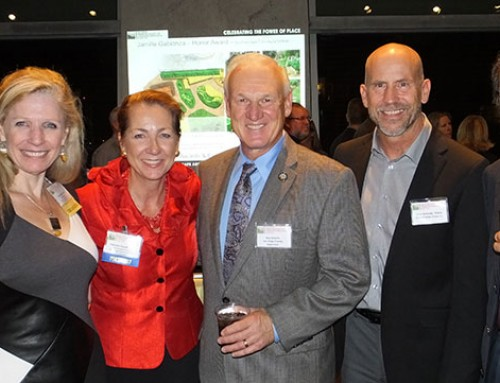 2014 Design Awards Event Honors Supervisor Ron Roberts