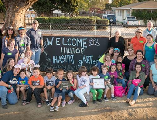 Hilltop Child Development Center, Habitat gARTen