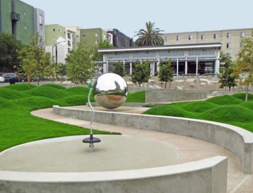 Fault Line Park Landscape Design by Spurlock Poirier