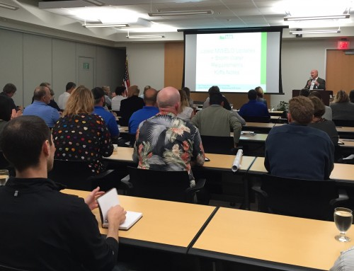 "Stewardship Committee Hosts Event: MWELO Updates & Stormwater Requirements ""Kliff"" Notes"