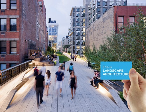 April is World Landscape Architecture Month