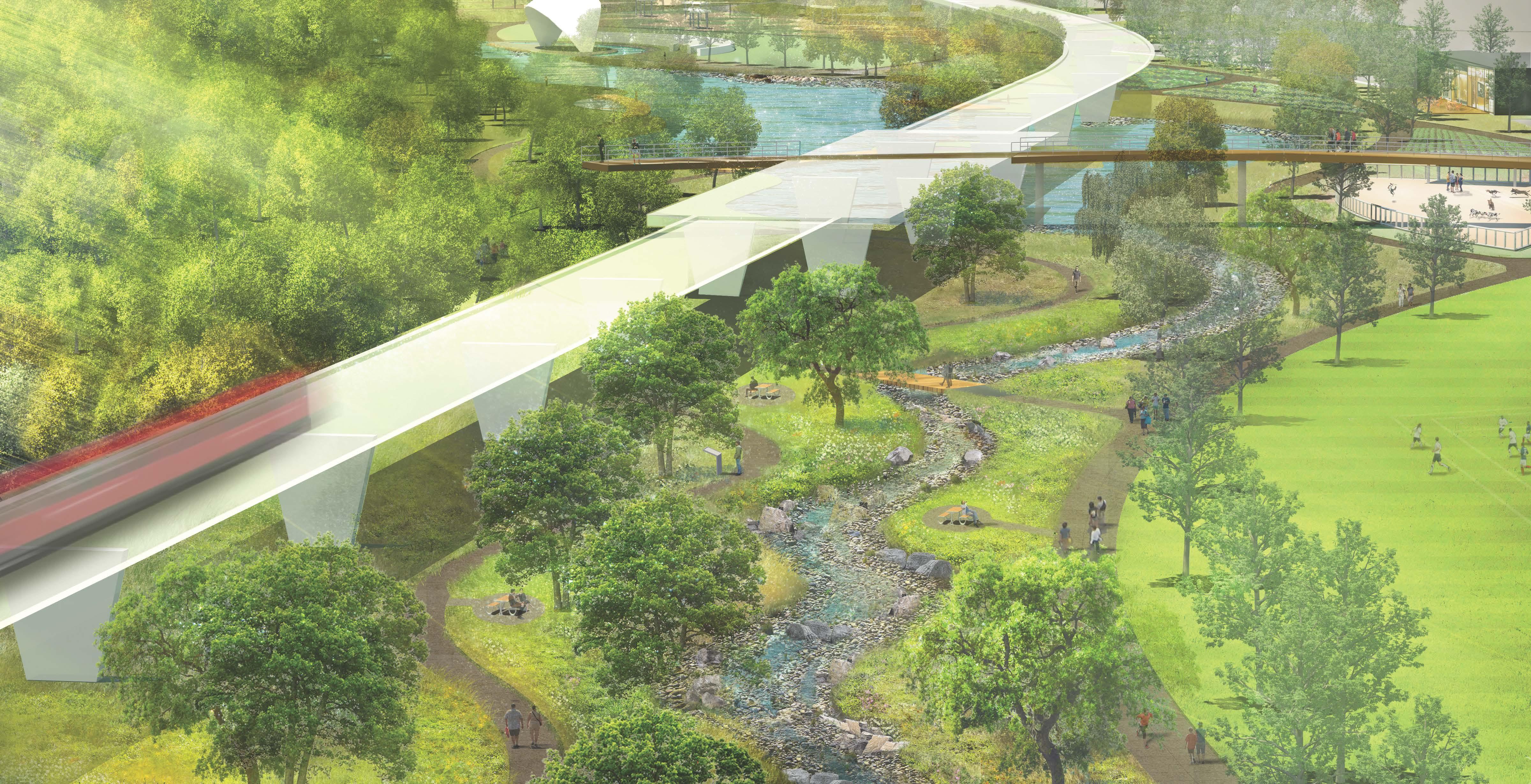 River Park Foundation Home