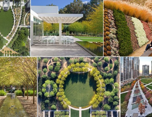 ASLA Awards 2016 Design Medal to James Burnett, FASLA
