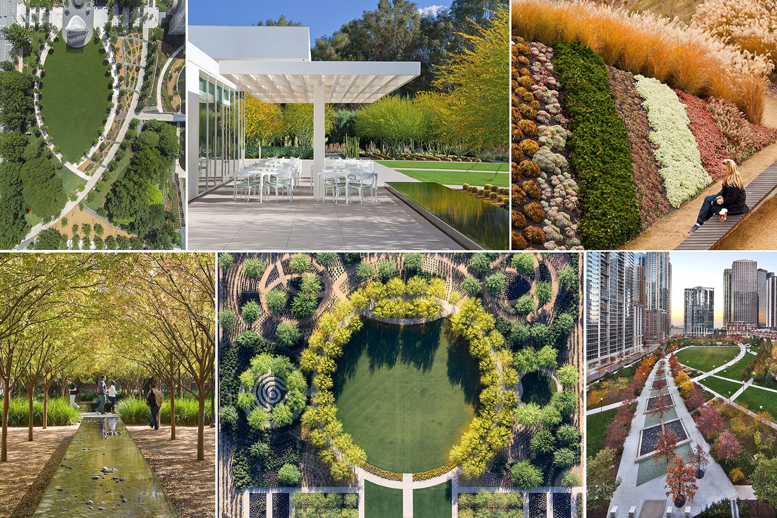Asla awards 2016 design medal to james burnett fasla for American institute of landscape architects