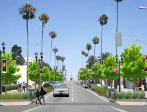 Mission Avenue Improvements