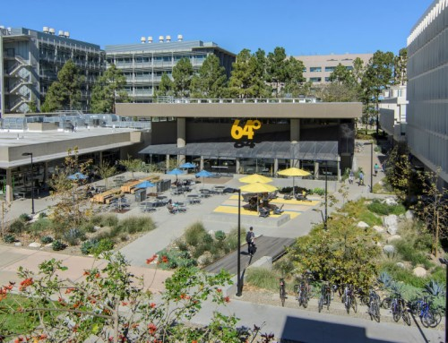 UCSD Revelle College Housing Neighborhood Renewal