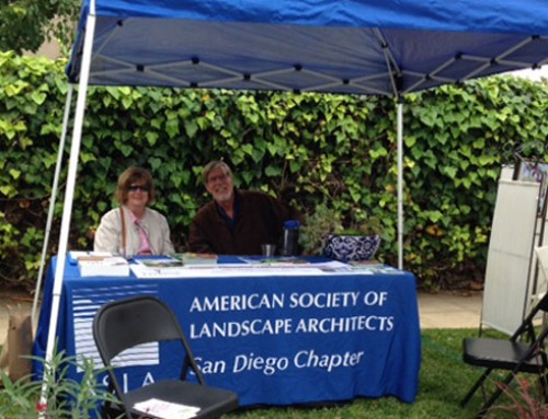 ASLASD HALS Committee & the LJHS Secret Garden Tour