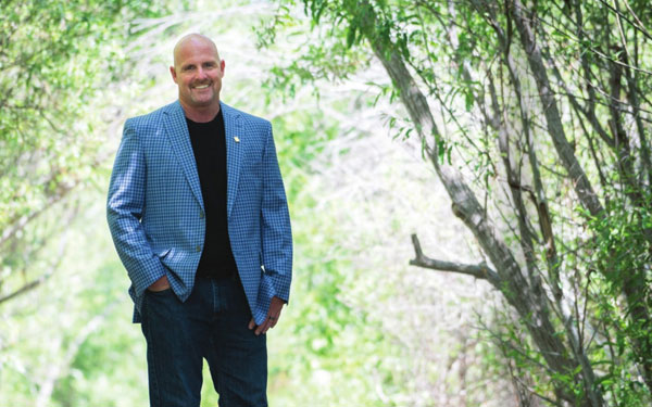 Rich Risner Featured In San Diego Home And Garden