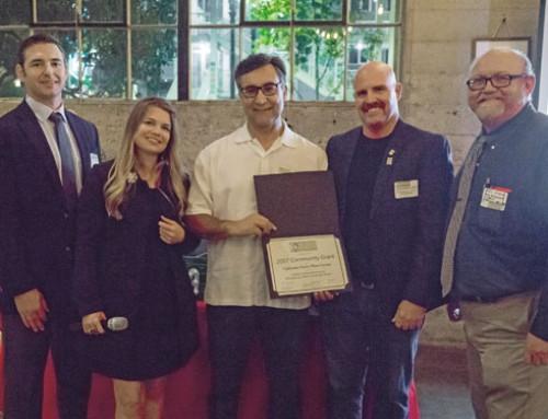Cabrillo National Monument Visitors Center Wins Community Grant Award
