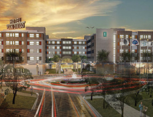 KTUA Landscapes Ties a Trio of Hotels at Liberty Station