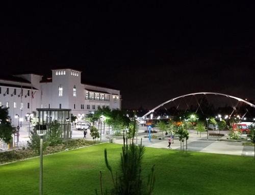 SDSU Turns Former Asphalt Parking Lot into Campus Green