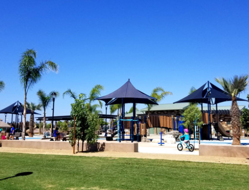 Schmidt Design Group Finishes First Phase of Cesar Solis Park