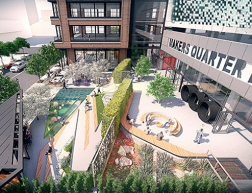 Art on the Land: Block F adds greenscape and open space to East Village