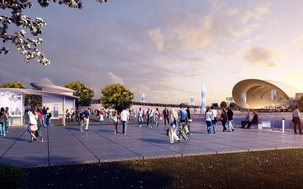 Burton Landscape Architecture Studio Helps Make San Go